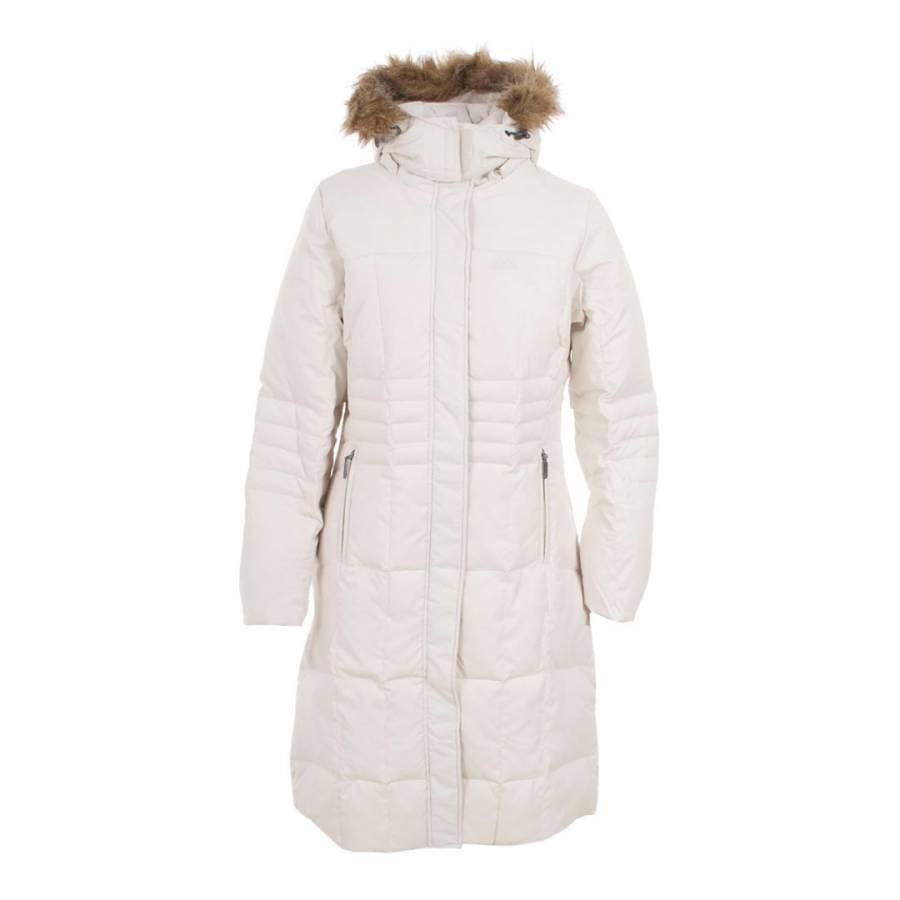 2cd89baf4 Trespass Womens Cream Down Jacket