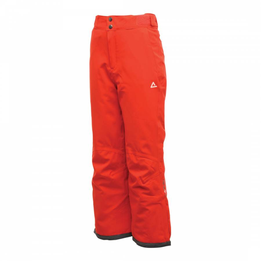 1e0460990 Children s Red Step It Up Ski Trousers - BrandAlley