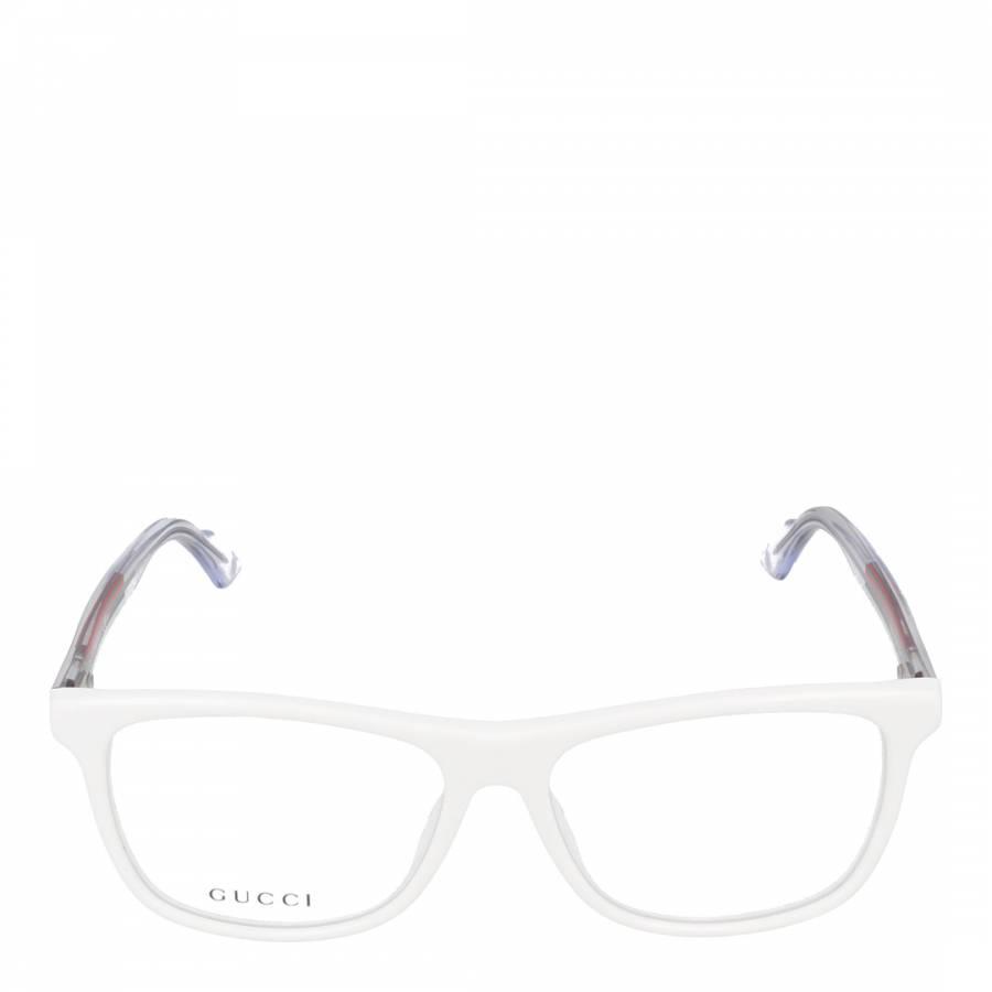 White/Clear Rectangular Frames - BrandAlley