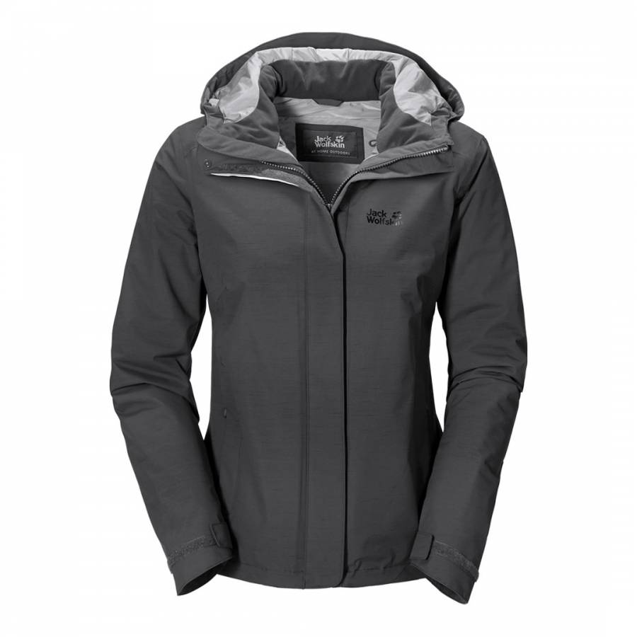 af29aadb71 Jack Wolfskin Women's Deep Grey Richmond Hill Jacket