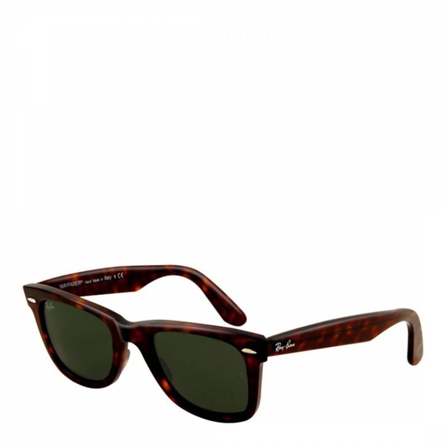 dc7cba4e34c Ray-Ban Unisex Brown Tortoiseshell Original Wayfarer Sunglasses 54mm