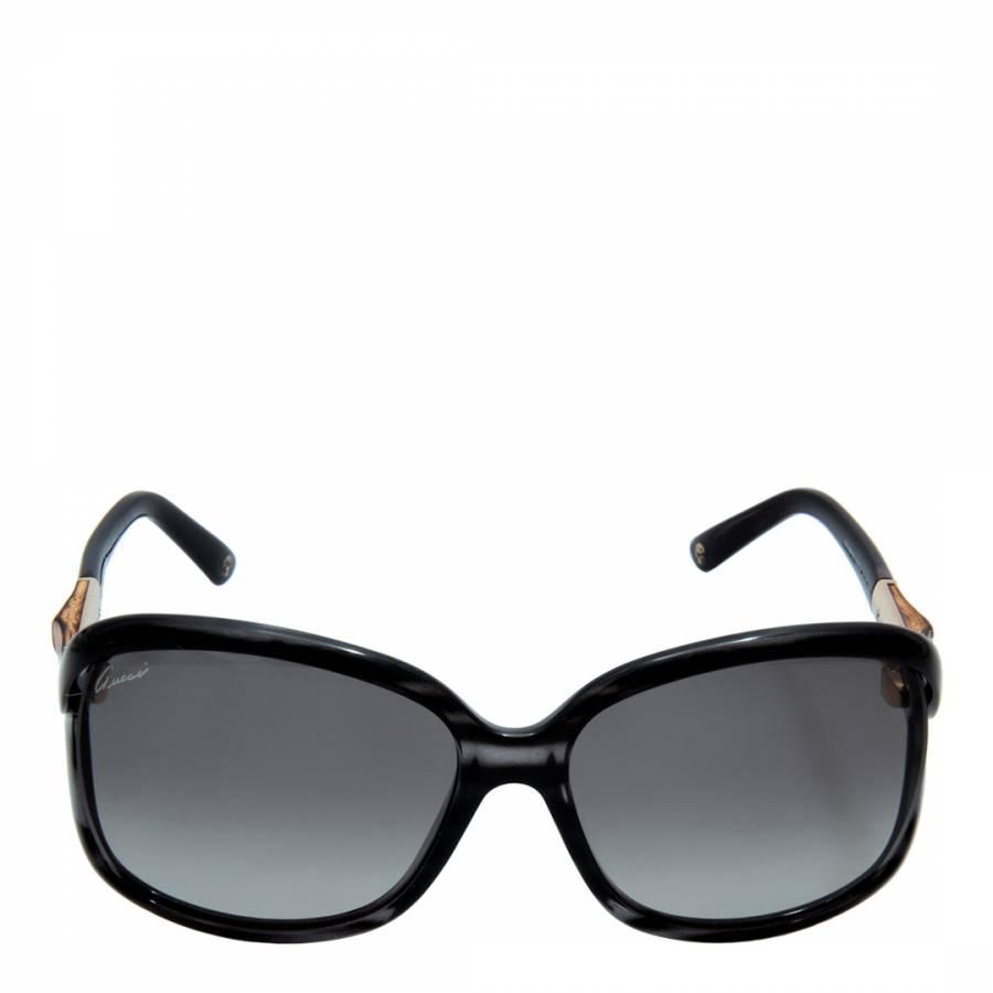 615f20ee07a Women s Black Brown Oversized Sunglasses - BrandAlley