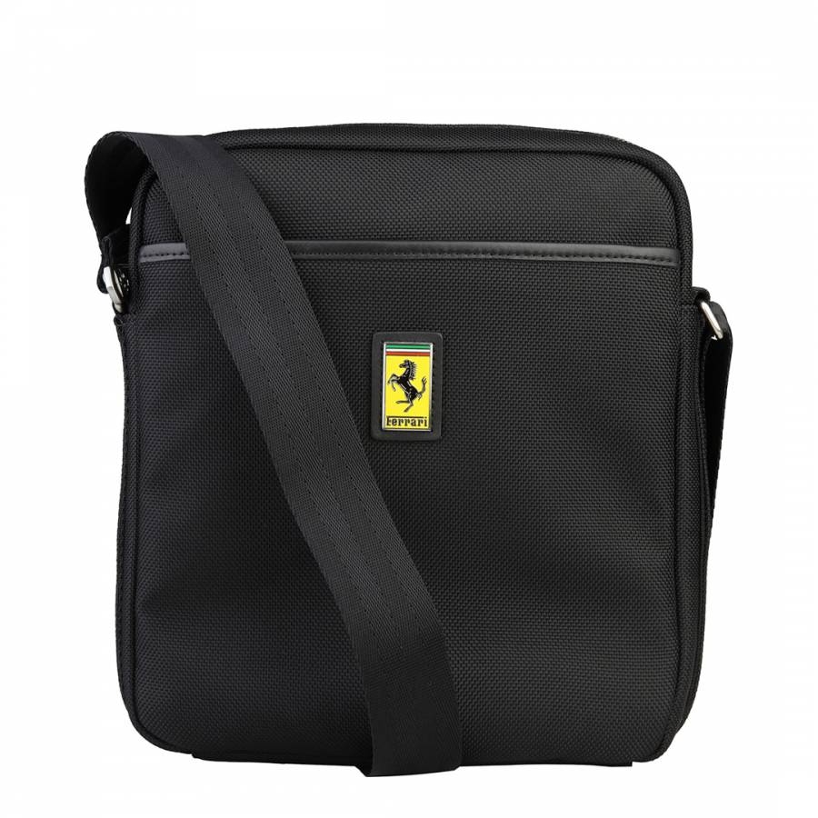 d7f8e98231 Black Utility Small Cross Body Bag - BrandAlley