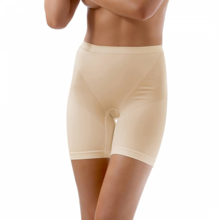 2d467abb46 Zoom · Controlbody Natural High Waisted Shaping Shorts