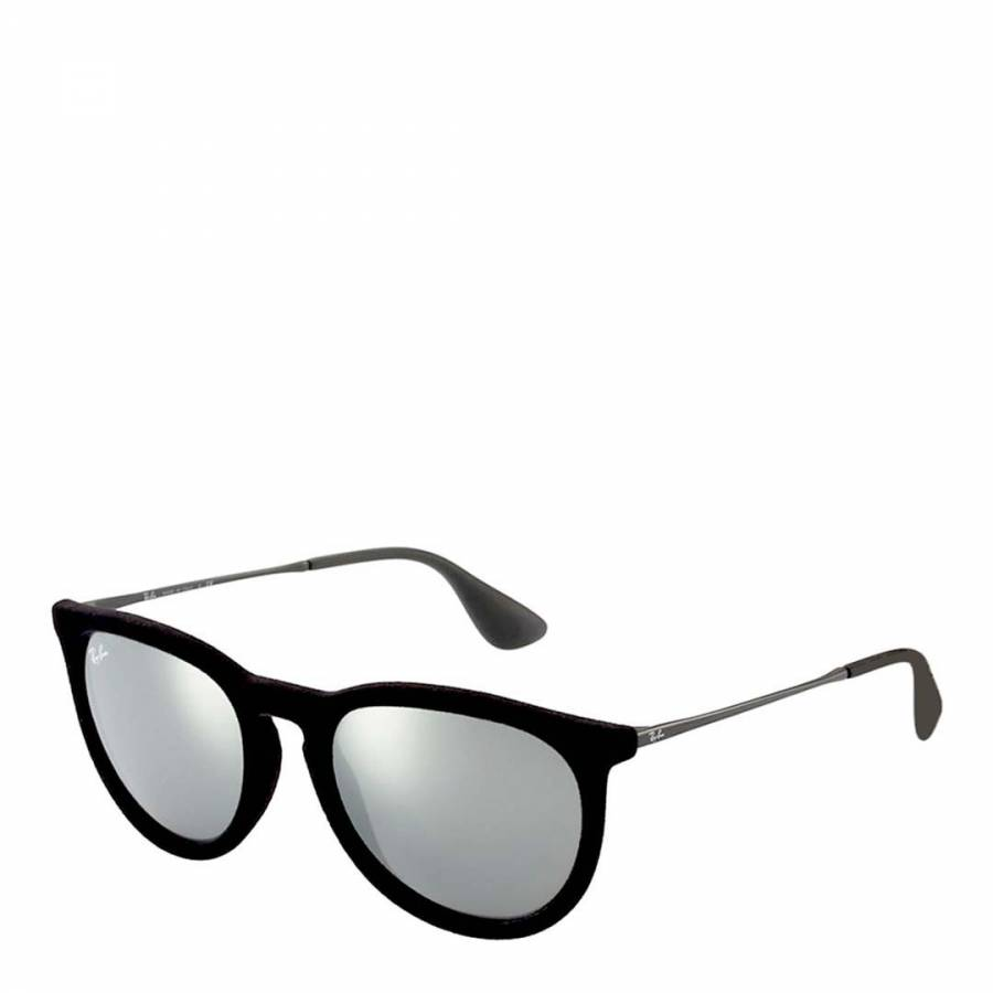 dbdb9e79a562a Ray-Ban Women s Black Erika Sunglasses 54mm. prev. next. Zoom