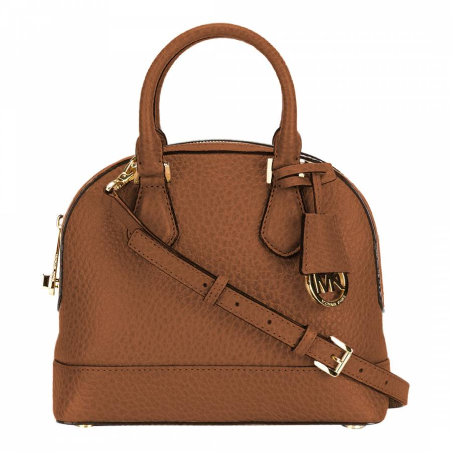 305608b3ac59 Tan Leather Smythe Large Tote Bag - BrandAlley