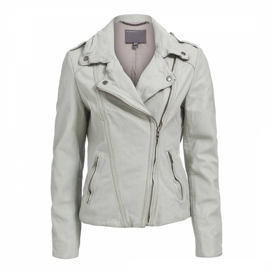 6ef1df761a5d Sky Leather Athena Biker Jacket - BrandAlley
