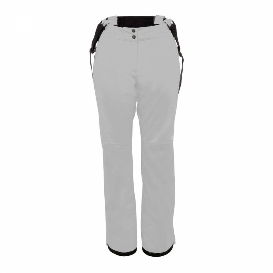 Women s White Stand For Ski Trousers - BrandAlley 31f6a1b65