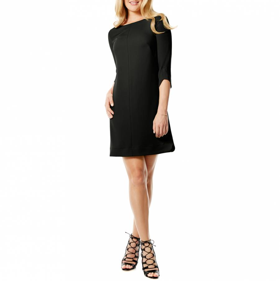 1863d666738a Laundry by Shelli Segal Black Simple Black Dress