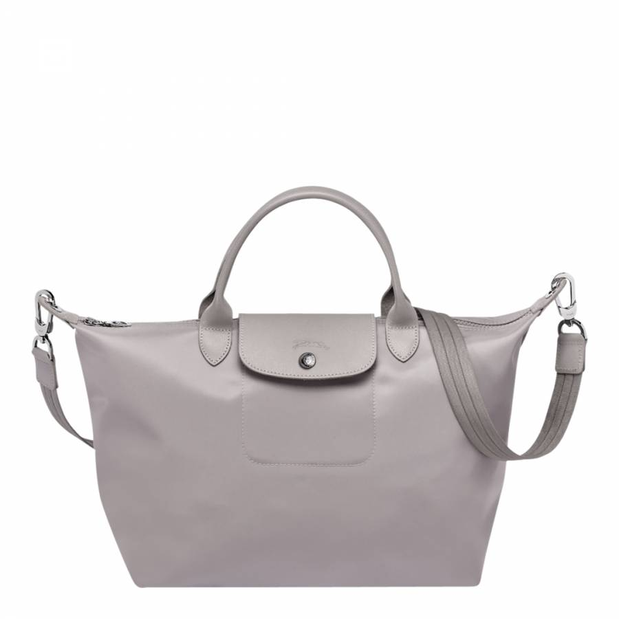 34dfd638cc8d Grey Le Pliage Neo Tote Bag - BrandAlley