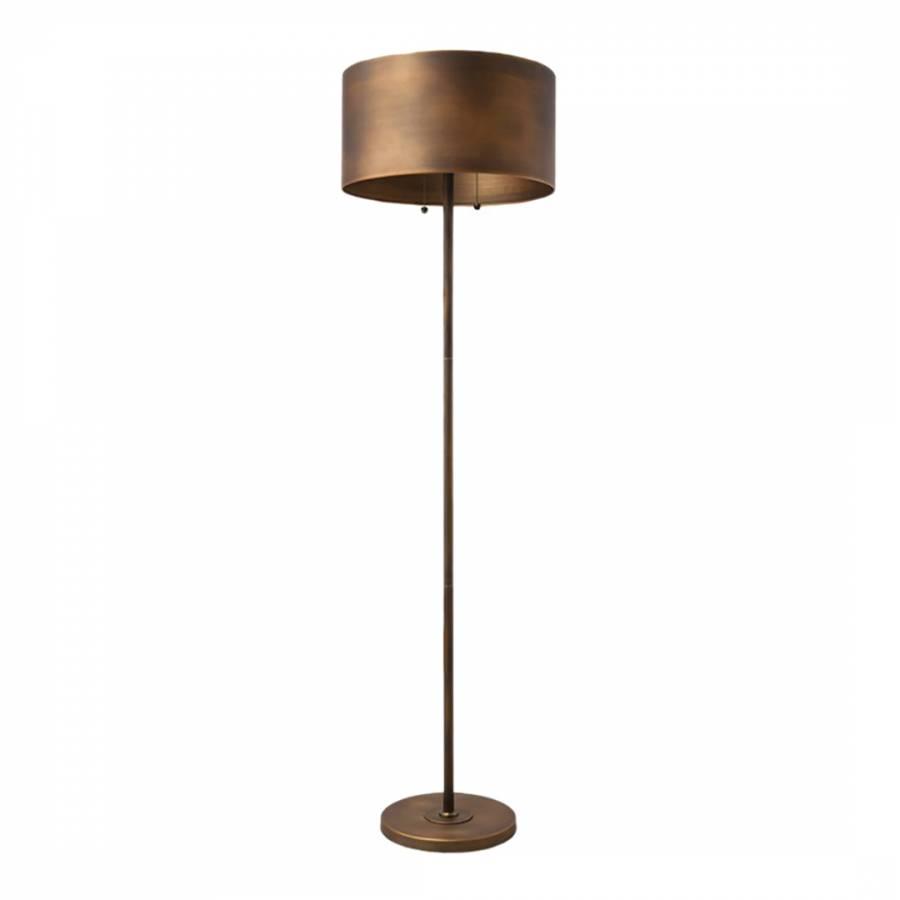 bronze keaton floor lamp
