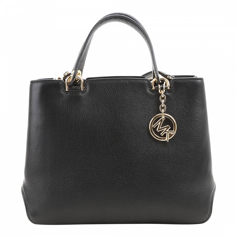 3b1c69ee73e3a4 Michael Kors Black Anabelle Extra Large Hand Bag