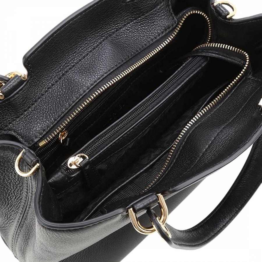 466b595c8c4e83 Black Anabelle Extra Large Hand Bag - BrandAlley