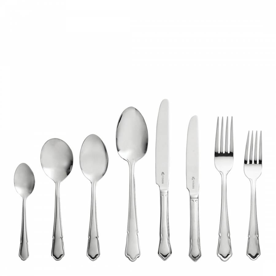 Viners Dubarry 18/10 Stainless Steel Soup Spoon Cutlery