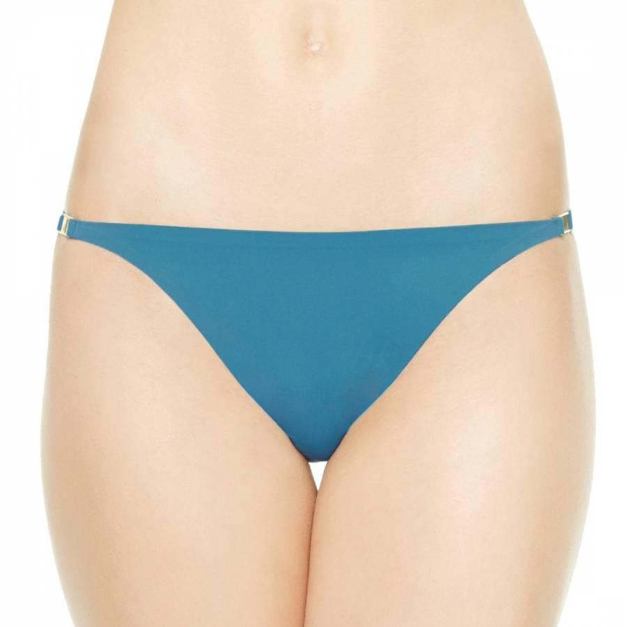 8910810a4d La Perla Ocean Blue Eclipse Bikini Bottoms. prev. next. Zoom