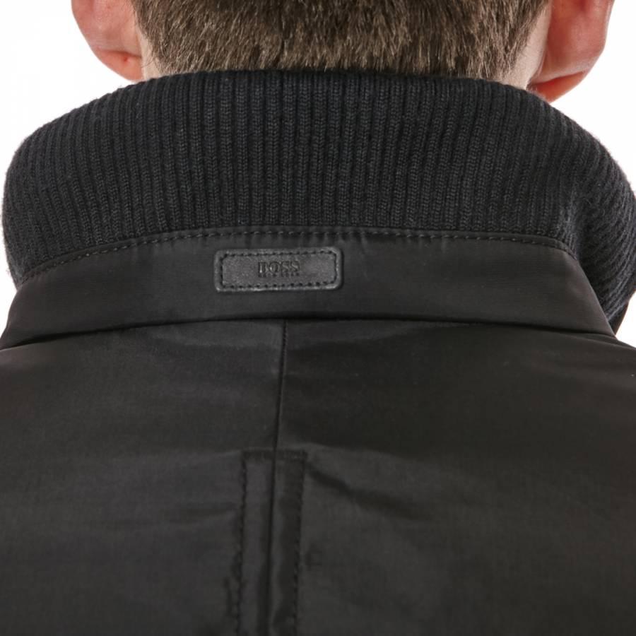 super popular limited guantity online here Black Conaz Jacket - BrandAlley