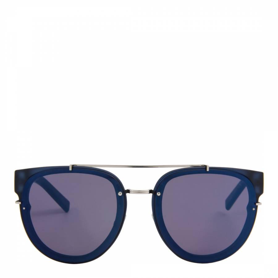 0ed4786e84b92 Christian Dior Mens Blue Black   Blue Sky Mirror Sunglasses