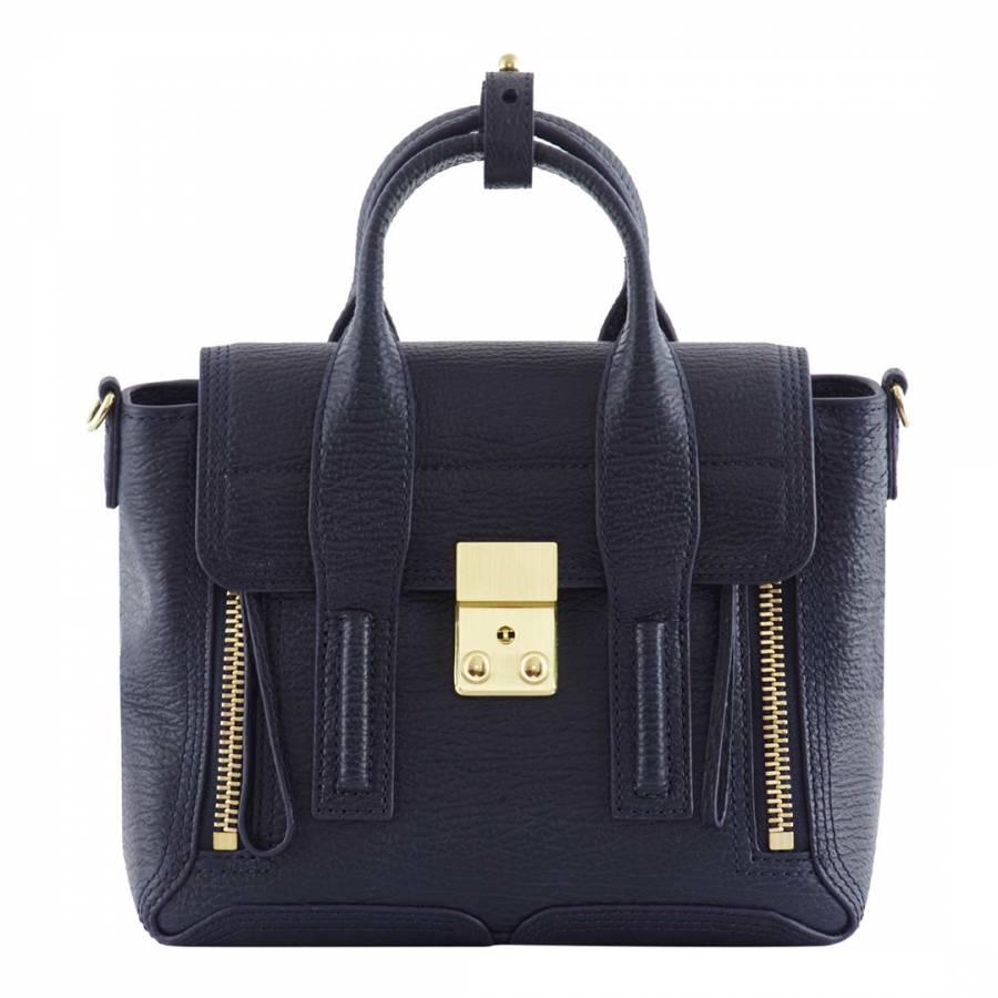 73a05dce1d79 3.1 Phillip Lim Ink Mini Pashli Leather Bag
