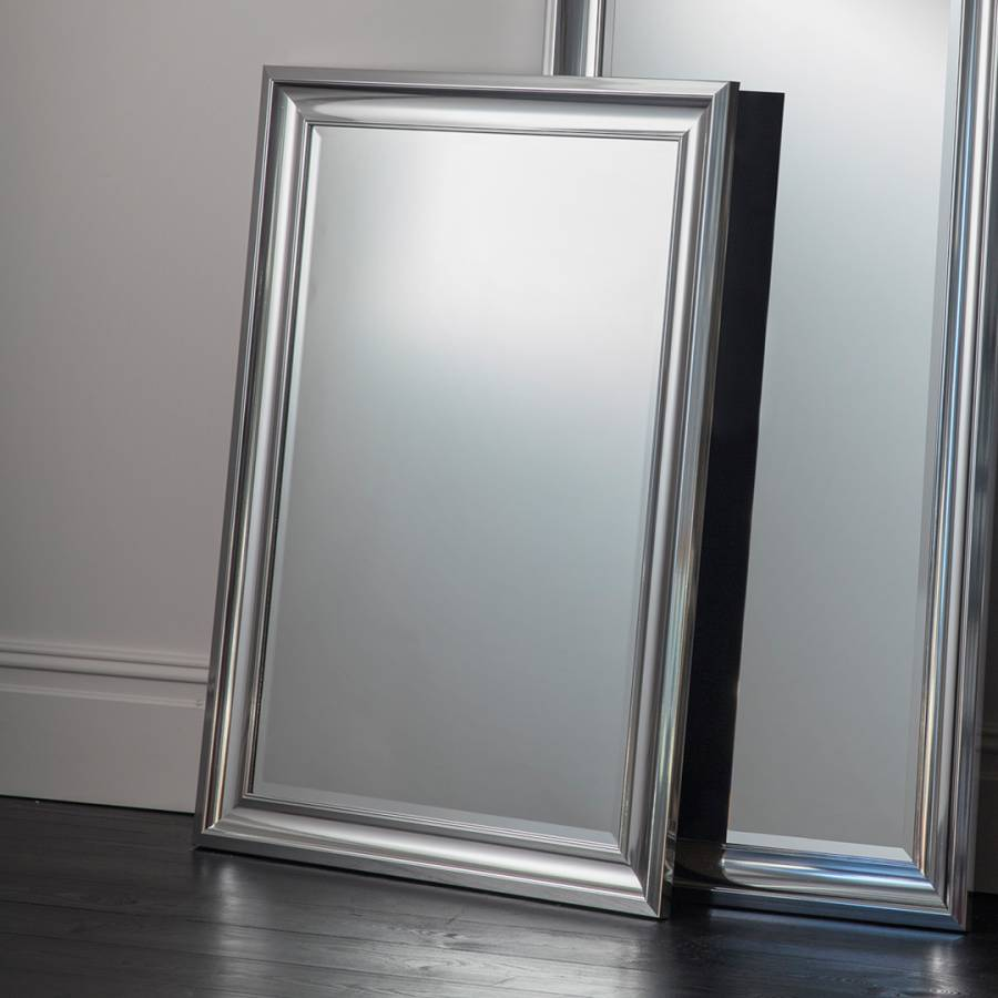 Silver bowen rectangular mirror 42 x 30 inches brandalley gallery silver bowen rectangular mirror 42 x 30 inches jeuxipadfo Image collections