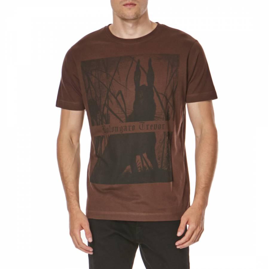 cfd721e86be3d6 Bolongaro Trevor Brown The Hare Cotton T Shirt