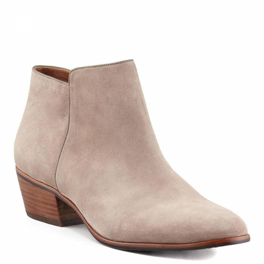 ac0b7d6b7ec9 Putty Suede Petty Ankle Boots - BrandAlley