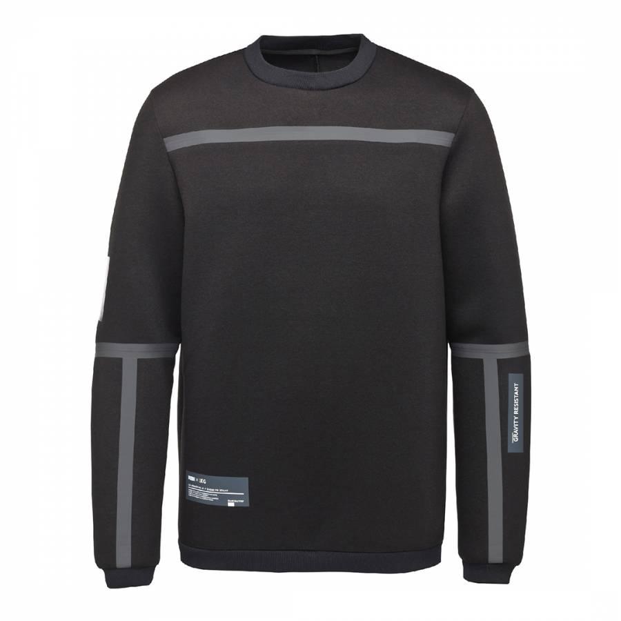 544551fa0fed Men s Black Puma X UEG Crew Sweat - BrandAlley