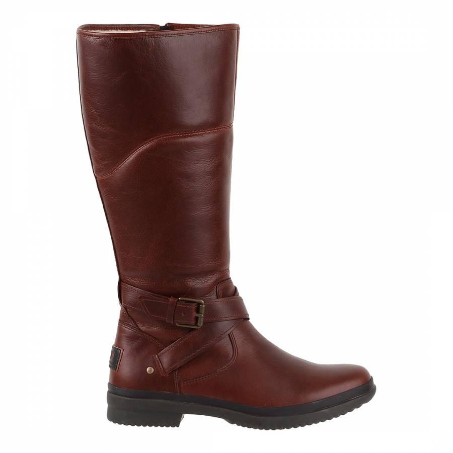45a57d2a5b3 Stout Leather Evanna Boots