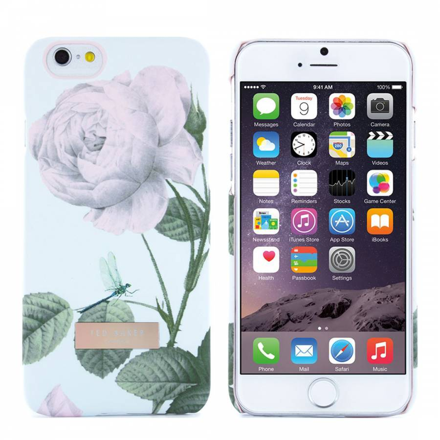 a264f9206 Mint Distinguish Rose Louise Hard Shell iPhone 6 Case - BrandAlley