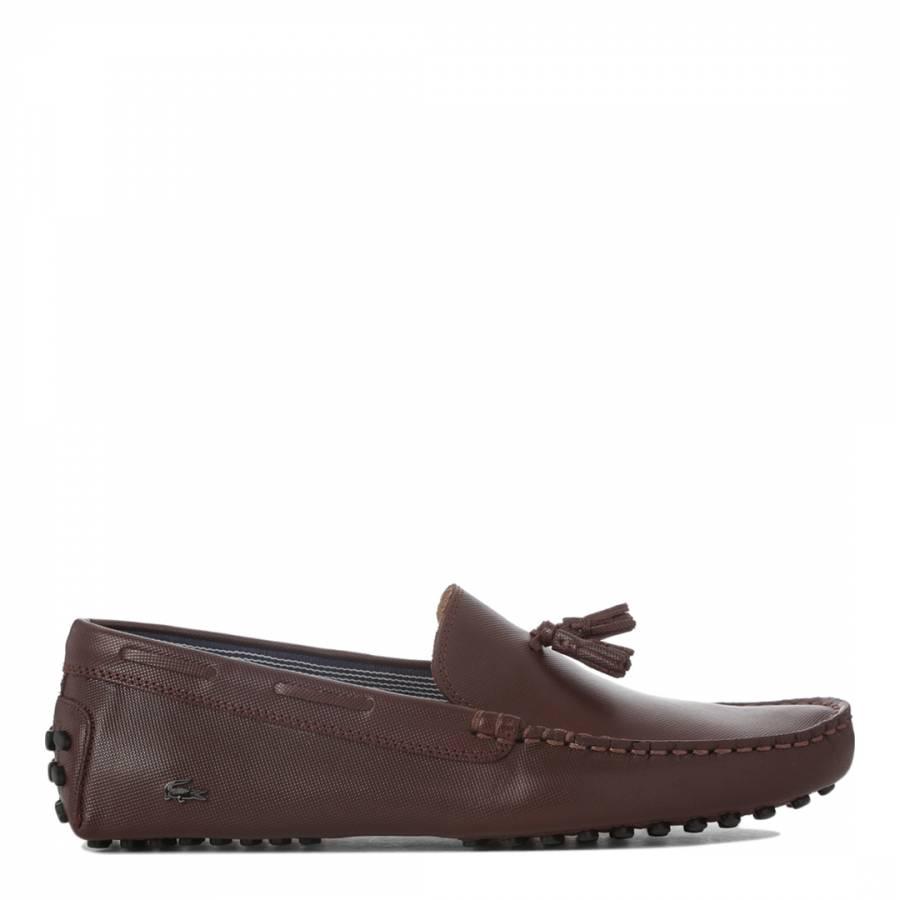 bcb447adc Men s Dark Brown Concours Tassle Loafers - BrandAlley