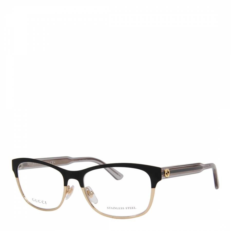 a03fb5ad441c Women s Black Gold Optical Frames 53mm - BrandAlley