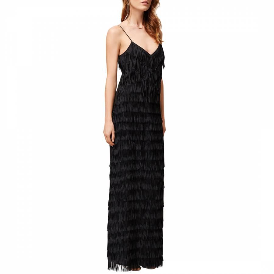 Fashion week Maxi Fringe dress for girls