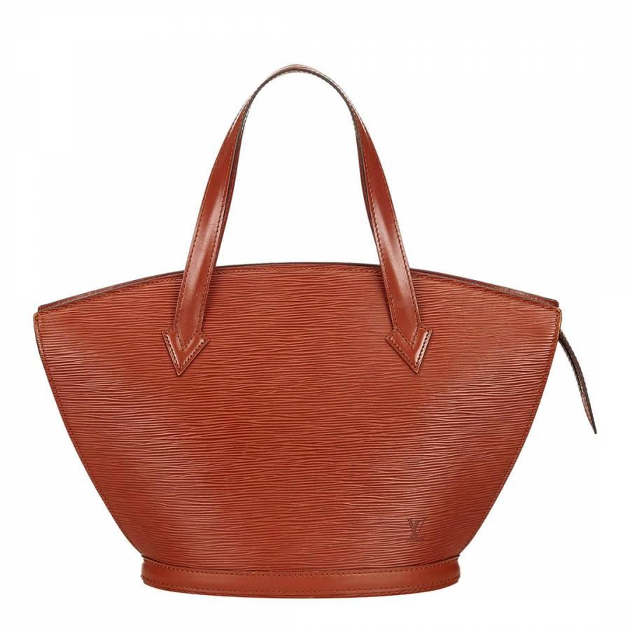 940e0f9a5dce Louis Vuitton Louis Vuitton Brown Epi Saint Jacques Tote Bag