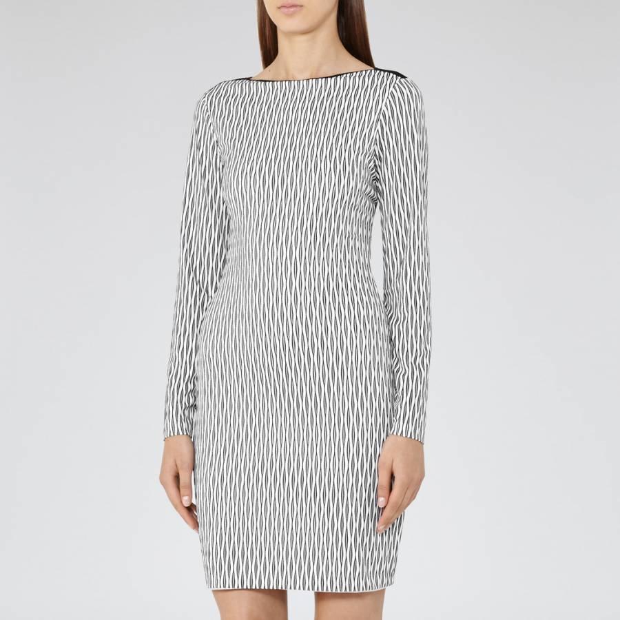 1d4a77cb768c Black And White Bodycon Dresses Uk - raveitsafe