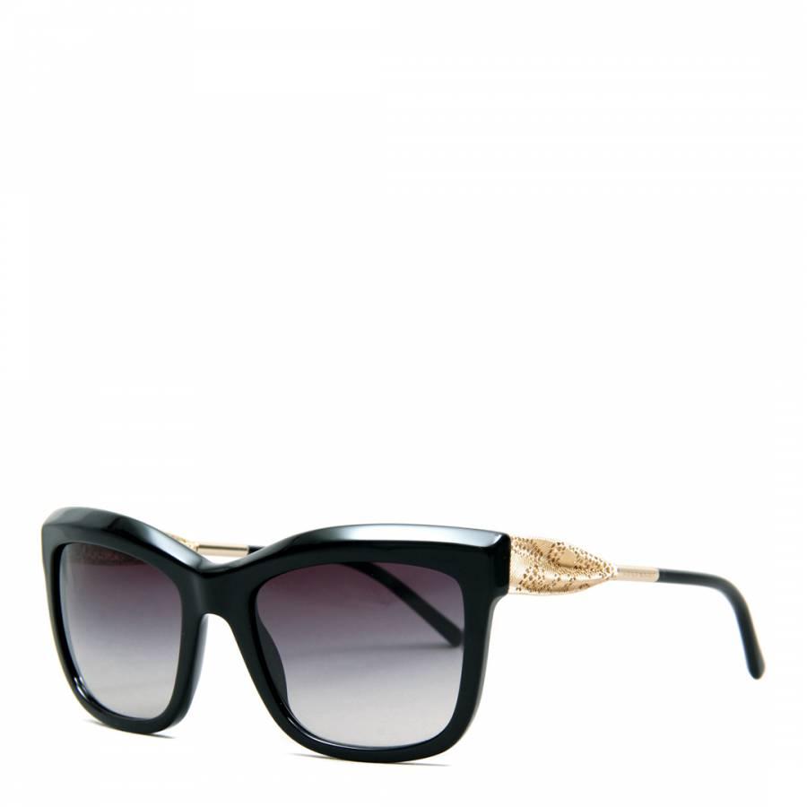 9c616d8b3ed Women s Black   Gold   Graduated Grey Sunglasses 56mm - BrandAlley
