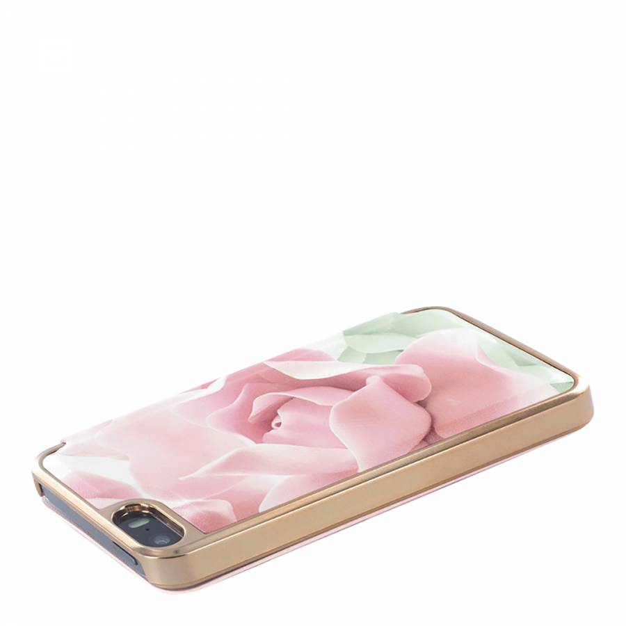 0550ed411 Ted Baker Porcelain Rose Folio Iphone 5 5S Se Case. prev