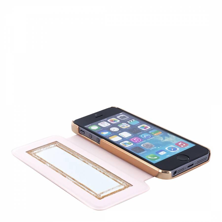 ac73324f0abb Ted Baker Porcelain Rose Folio Iphone 5 5S Se Case. prev