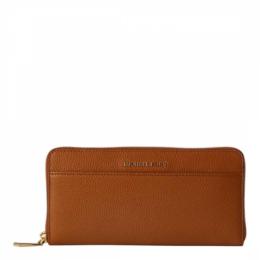 84d8b7239d7a Michael Kors Mercer Zip-Around Continental Wallet