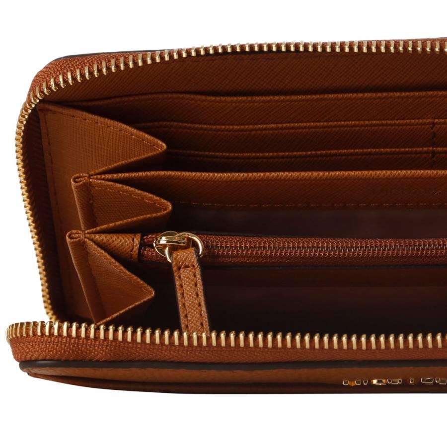 ebbebb30d347 Mercer Zip-Around Continental Wallet - BrandAlley