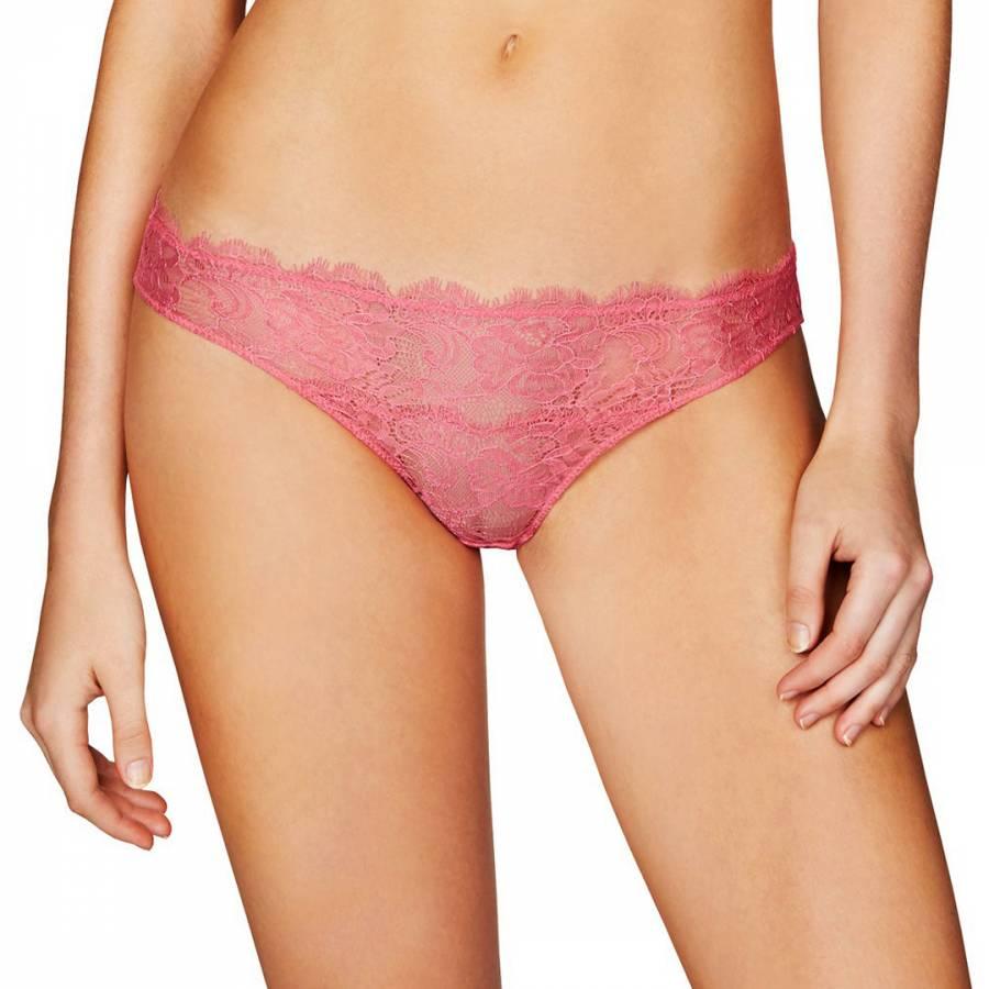 82a72022d7 Heidi Klum Intimates Pink Valerie Bikini Briefs