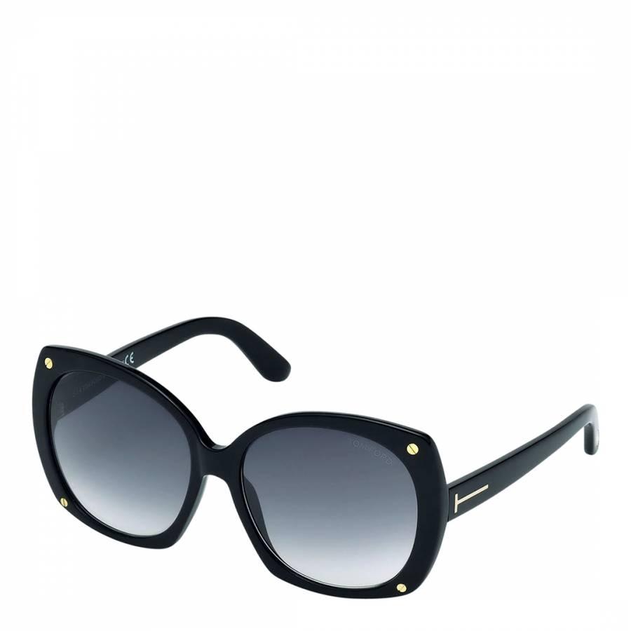 ford s tf rose women gray womens tom frames new grey i greyrose sunglasses glasses cat gold eyeglasses eye