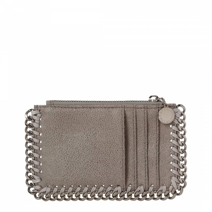 Stella McCartney Falabella zip card case 3LrI6H