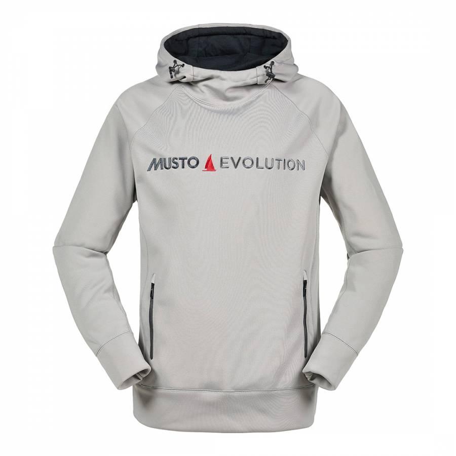 Black Musto Womens Evolution Signature Hoody