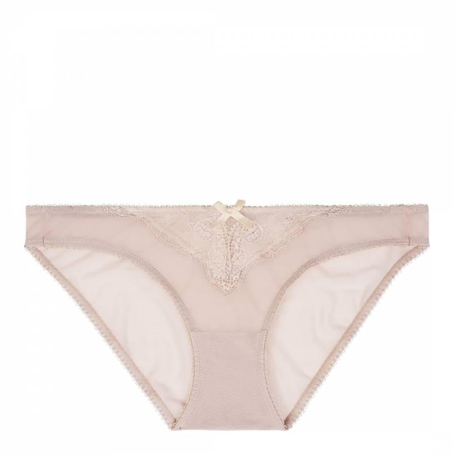 d1ec8d81f6 Heidi Klum Intimates Pink Scallop Shell Johana Bikini Brief. Zoom