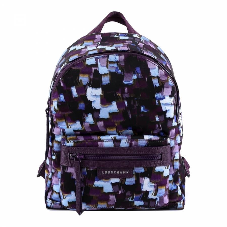 Deep Purple Le Pliage Neo Backpack - BrandAlley b1b3520a2a64c