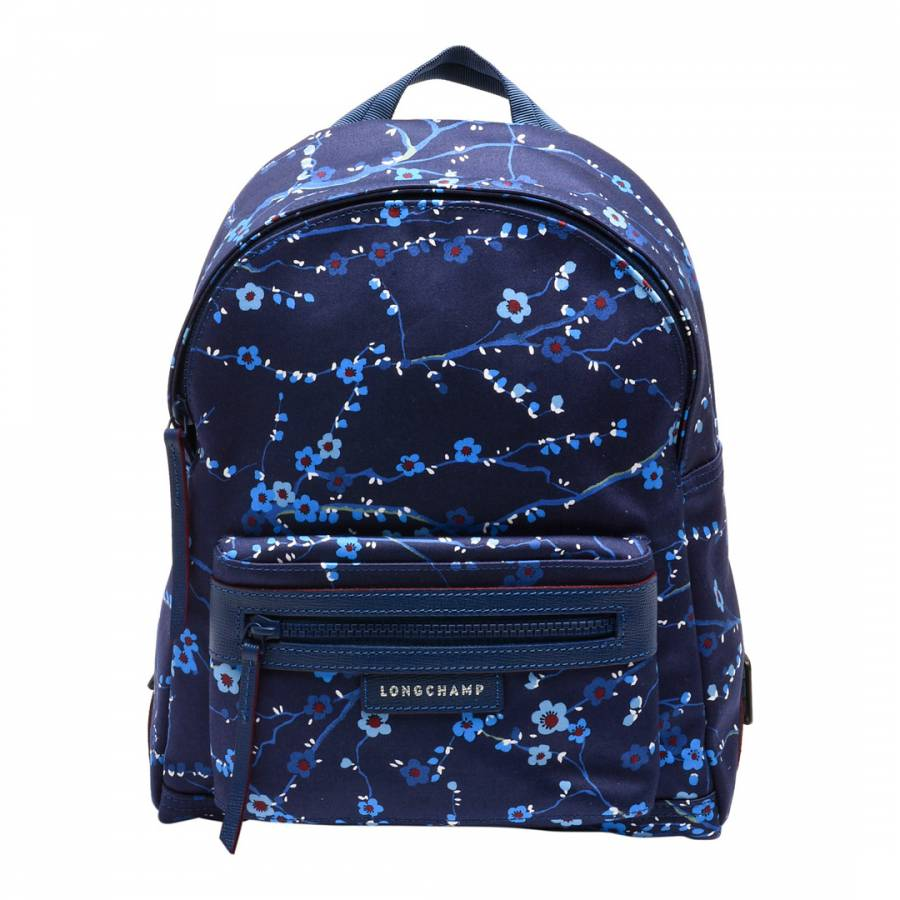 4781f8baf3b3 Blue Le Pliage Neo Fantasie Sakura Backpack - BrandAlley