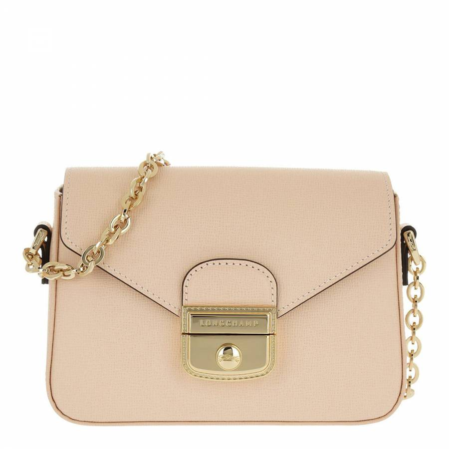 f196aa3dc9634 Beige Le Pliage Heritage XS Crossbody Bag - BrandAlley