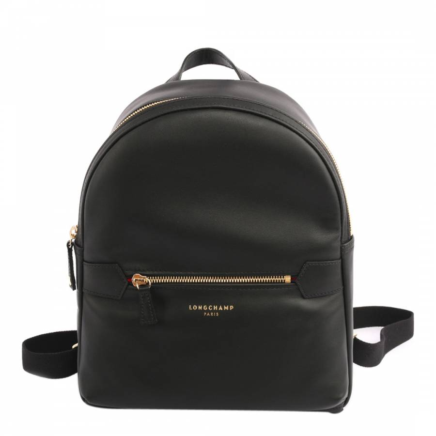 faea8917eaff Black Longchamp 2.0 Backpack - BrandAlley