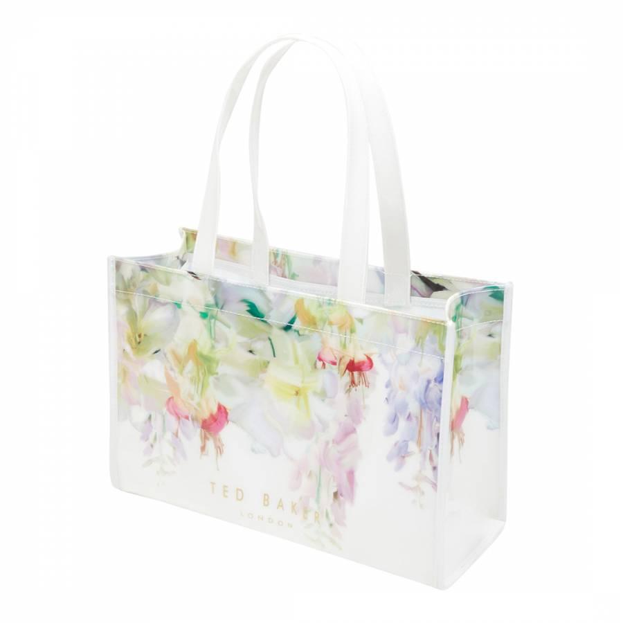 5b939530bcd7c White Ferrian Hanging Garden   Flip Flop Icon Bag - BrandAlley
