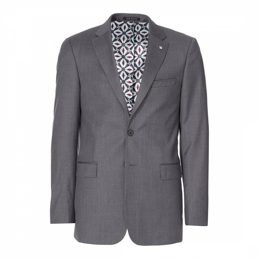 fdb95a5a0f1f Grey Decdent Debonair Plain Suit - BrandAlley