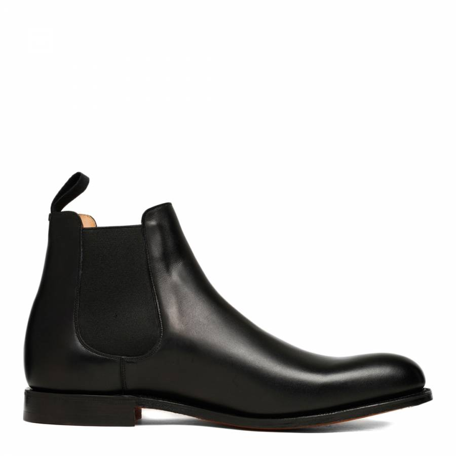 Church's Black Houston Chelsea Boots mKi2mjjg3